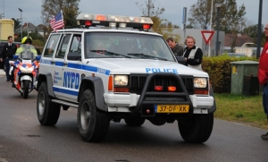 Jeep Cherokee NYPD